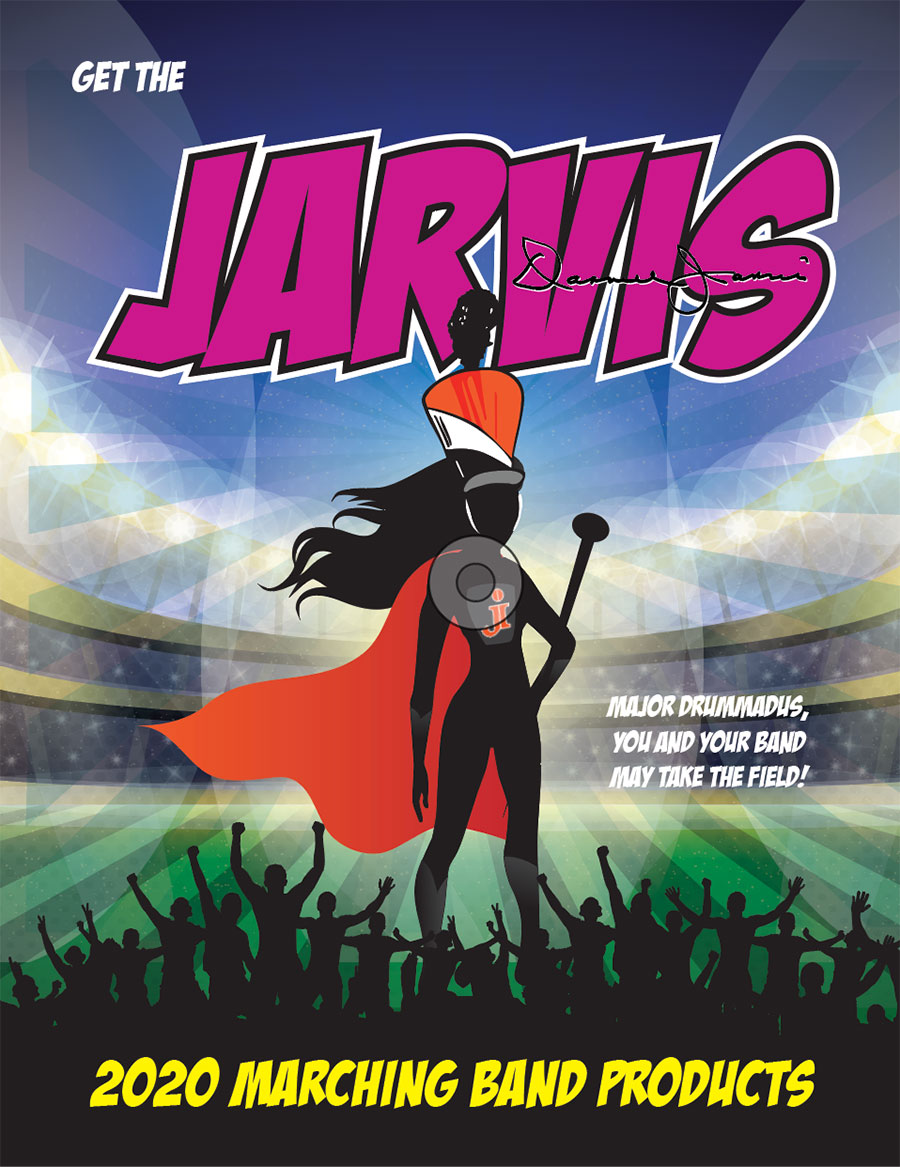 Jarvis Marching Band Products Catalog