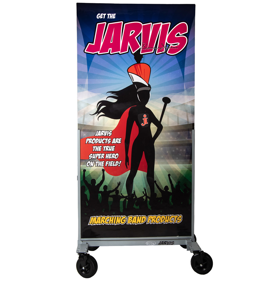 Media Mover for Marching Bands by Jarvis