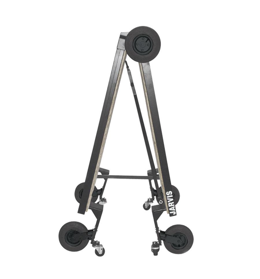 Mobile Percussion Platform